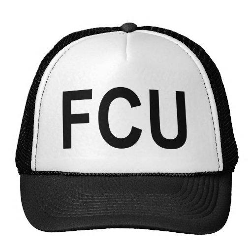 Unidad de los inspectores del hecho del FCU Gorra
