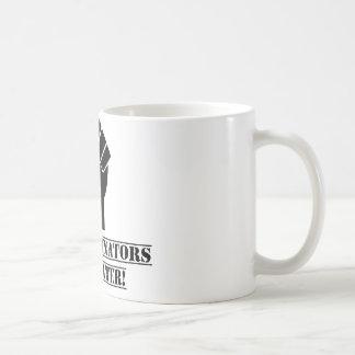 ¡Unidad de los Procrastinators, más adelante! Dive Tazas De Café