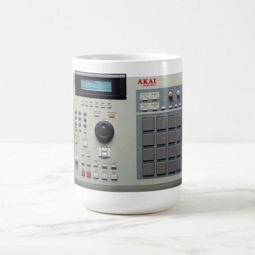 Unidad de ritmos 2000 de Akai MPC Taza Clásica