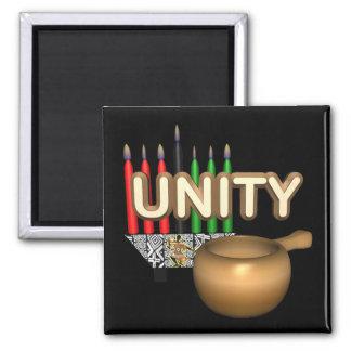 Unidad Imán Cuadrado