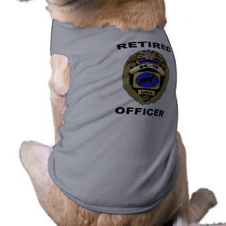 Unidad K9 Ropa De Perro