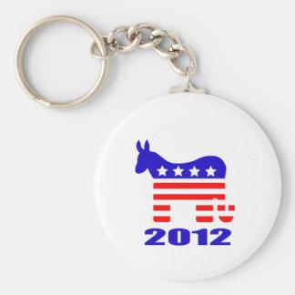 Unidad política 2012 llaveros