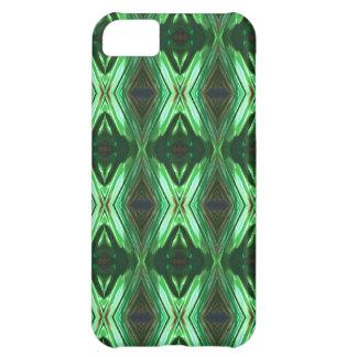 Unidad verde funda para iPhone 5C