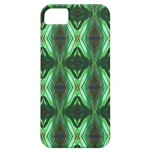 Unidad verde iPhone 5 carcasas