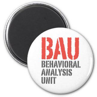 Unidades del análisis del comportamiento de BAU Imán Redondo 5 Cm