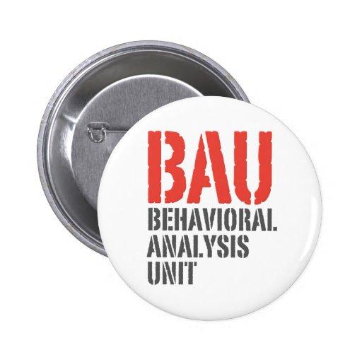 Unidades del análisis del comportamiento de BAU Pin