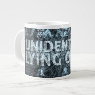 Unidentified Flying Object Giant Coffee Mug
