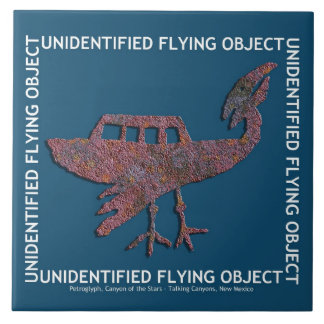 Unidentified Flying Object Tile
