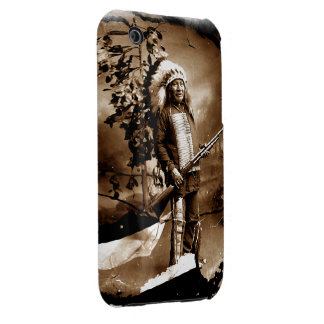 Unidentified Native American iPhone 3 Case