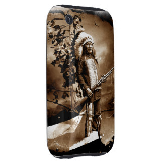 Unidentified Native American iPhone 3 Tough Covers