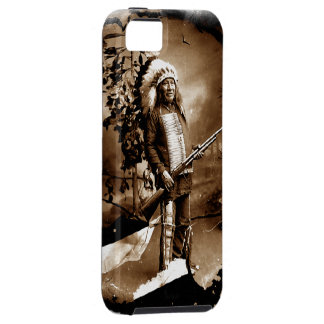 Unidentified Native American iPhone SE/5/5s Case