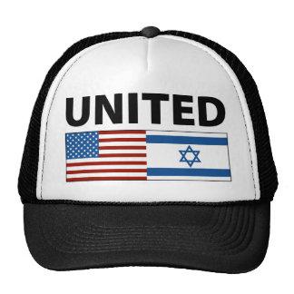 Unido con Israel Gorro De Camionero