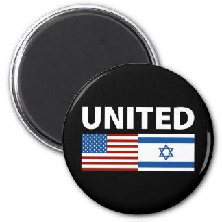 Unido con Israel Imán Redondo 5 Cm