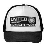 Unido contra sionismo gorras