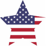Unido+Estrella de los estados Escultura Fotografica