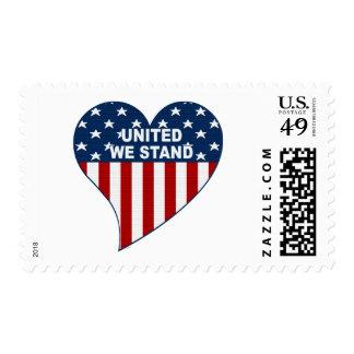 Unido nos colocamos sello
