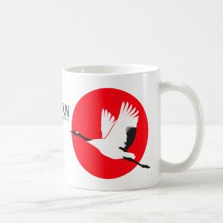 Unido para ayudar a la taza de Japón