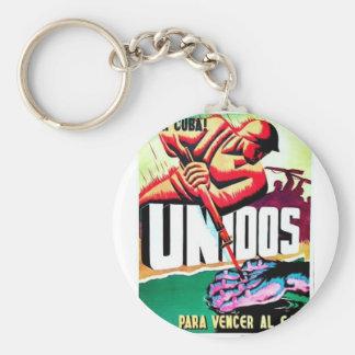 Unidos Key Chain