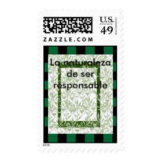 Unidos por la esperanza verde sellos