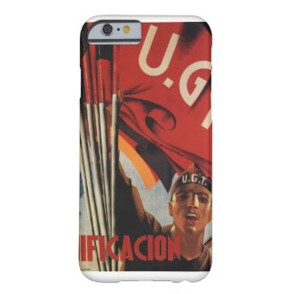 Unification (1937)_Propaganda Poster Barely There iPhone 6 Case