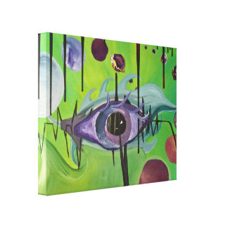 UNIFIED VISION THEORY CANVAS PAINTING