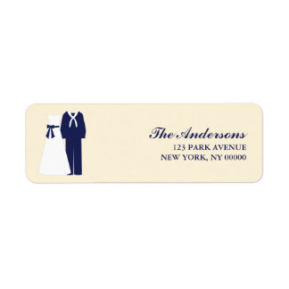 Uniform and Bridal Gown Label