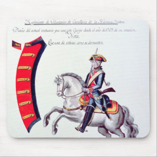 Uniform of the Volunteers Mouse Pad