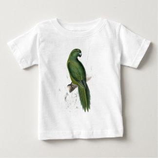 Uniform Parrakeet by Edward Lear Baby T-Shirt
