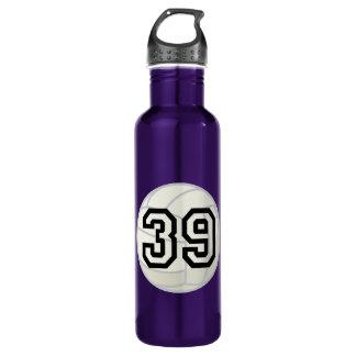 Uniforme número 39 del jugador de voleibol