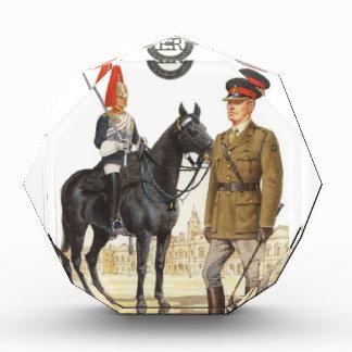 Uniformes azules y Royals británicos históricos