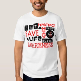 UNIHIV Graffiti Series Shirt