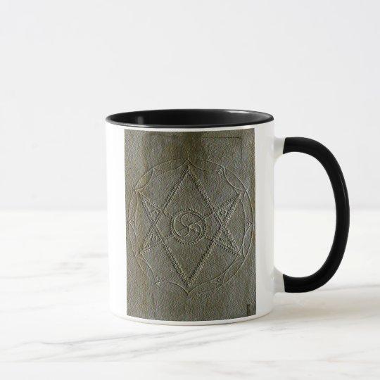 Unilineal-Hexagram-eng2 Mug