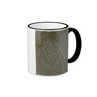 Unilineal-Hexagram-eng2 Ringer Mug