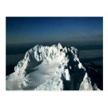 Unimak Island, Isanotski Peaks Volcano Postcard