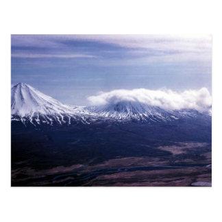 Unimak Island, Shishaldin Volcano Postcard