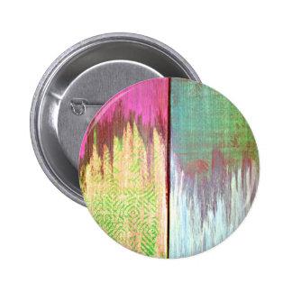 Uninhabited Exposure Pinback Button