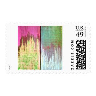 Uninhabited Exposure Postage Stamp