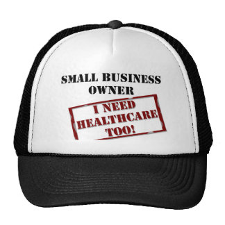 Uninsured Business Owner Trucker Hat