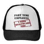 Uninsured Part Timer Trucker Hat
