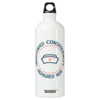 Unintended Consequences Repaired SIGG Traveler 1.0L Water Bottle