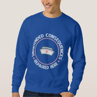 Unintended Consequences Repaired Sweatshirt