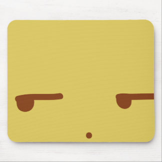 Uninterested Mouse Pad
