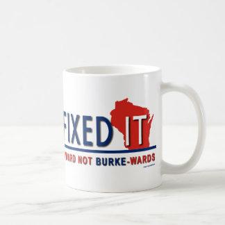 Unintimidated Scott Walker Coffee Mug