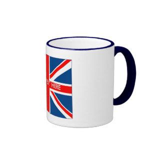 Unio británico Jack Tazas