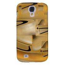 Union - An Abstract Representation Samsung Galaxy S4 Case
