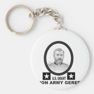 union army general US grant Keychain