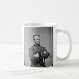 Union Army General William Tecumseh Sherman Coffee Mug
