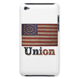 Union Army USA Civil War Flag iPod Touch Case-Mate Case