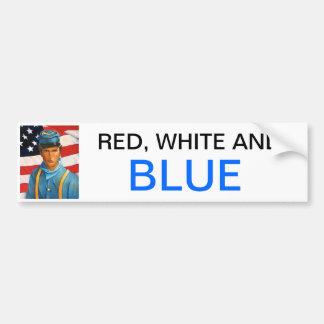 Union Blue Bumper Sticker
