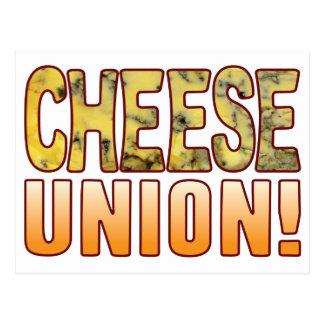 Union Blue Cheese Postcard